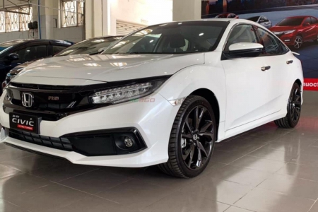 Honda Civic 1.5 Turbo RS 2019