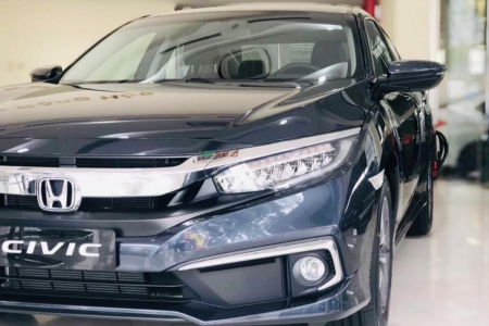 Honda Civic 1.8 G 2019